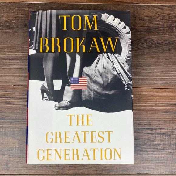 The Greatest Generation by Tom Brokaw (Hardcover)